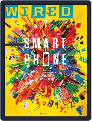 WIRED (Digital) July 22nd, 2014 Issue Cover