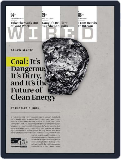 WIRED March 25th, 2014 Digital Back Issue Cover