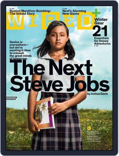 WIRED (Digital) October 15th, 2013 Issue Cover