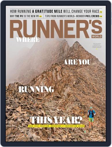 Runner's World (Digital) January 1st, 2020 Issue Cover