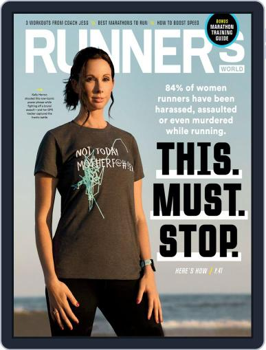 Runner's World (Digital) November 1st, 2019 Issue Cover