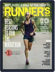 Runner's World (Digital) Subscription November 1st, 2018 Issue
