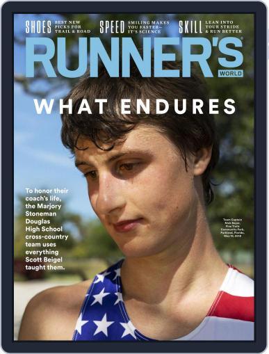 Runner's World (Digital) July 1st, 2018 Issue Cover