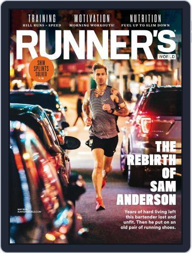 Runner's World (Digital) May 1st, 2018 Issue Cover