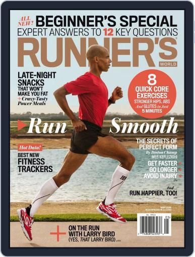 Runner's World (Digital) May 1st, 2015 Issue Cover