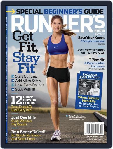 Runner's World (Digital) April 3rd, 2012 Issue Cover