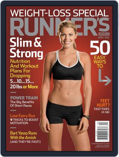 Runner's World (Digital) March 6th, 2012 Issue Cover