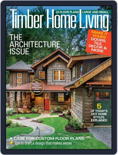 Timber Home Living (Digital) November 1st, 2019 Issue Cover
