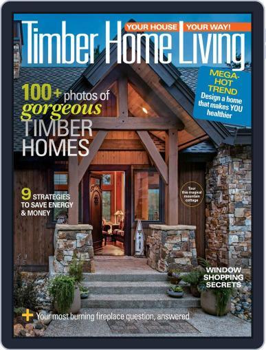 Timber Home Living (Digital) September 1st, 2019 Issue Cover