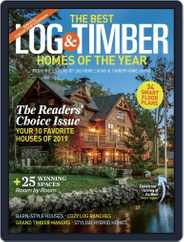 Timber Home Living (Digital) Subscription June 1st, 2019 Issue