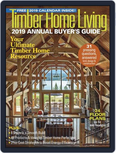 Timber Home Living (Digital) November 13th, 2018 Issue Cover