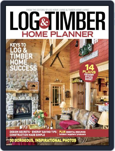 Timber Home Living November 8th, 2018 Digital Back Issue Cover