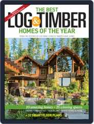 Timber Home Living (Digital) Subscription July 15th, 2018 Issue