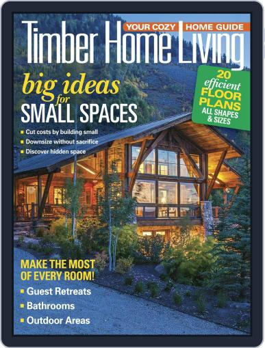 Timber Home Living (Digital) June 1st, 2018 Issue Cover