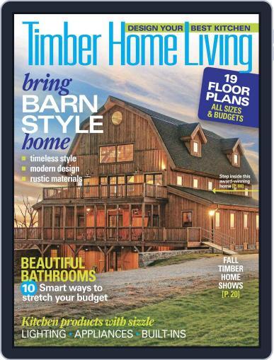 Timber Home Living (Digital) September 1st, 2017 Issue Cover