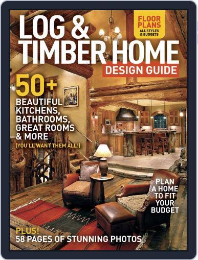 Timber Home Living (Digital) September 1st, 2016 Issue Cover