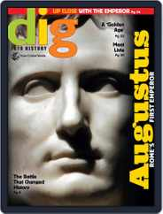 Dig History And Archaeology Magazine For Kids And Children (Digital) Subscription November 1st, 2017 Issue