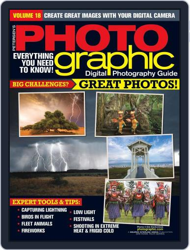 Petersen's Photographic (Digital) March 1st, 2013 Issue Cover