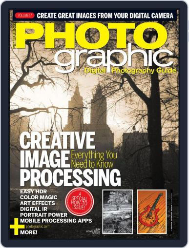 Petersen's Photographic January 31st, 2013 Digital Back Issue Cover