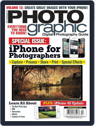 Petersen's Photographic February 17th, 2012 Digital Back Issue Cover