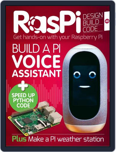 Raspi (Digital) June 1st, 2018 Issue Cover