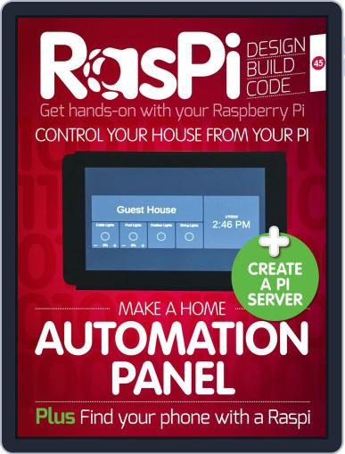 Raspi (Digital) March 22nd, 2018 Issue Cover