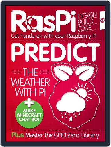 Raspi (Digital) January 25th, 2018 Issue Cover