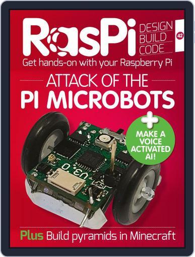 Raspi (Digital) December 20th, 2017 Issue Cover