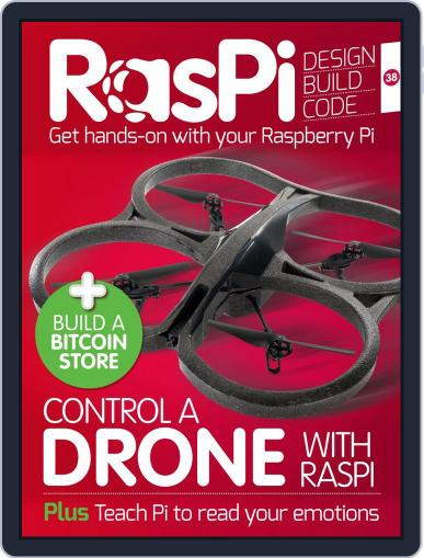 Raspi (Digital) August 31st, 2017 Issue Cover