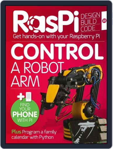 Raspi (Digital) May 25th, 2017 Issue Cover