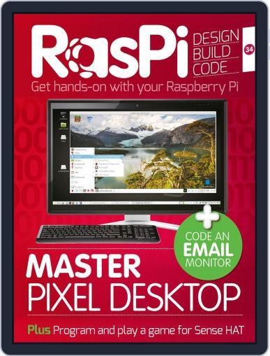 Raspi May 1st, 2017 Digital Back Issue Cover