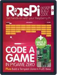 Raspi (Digital) Subscription October 1st, 2016 Issue