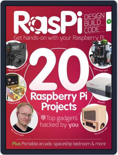 Raspi Magazine (Digital) February 4th, 2016 Issue Cover