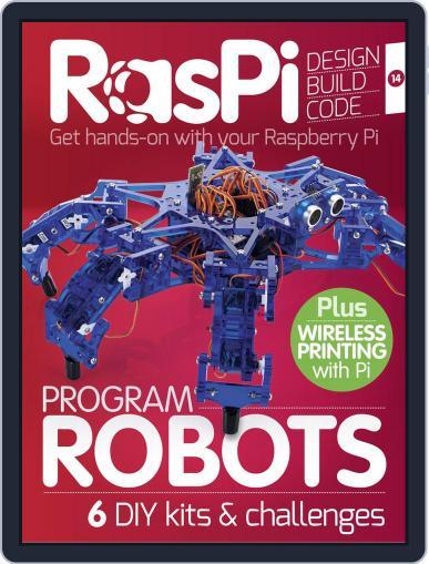 Raspi Magazine (Digital) July 31st, 2015 Issue Cover