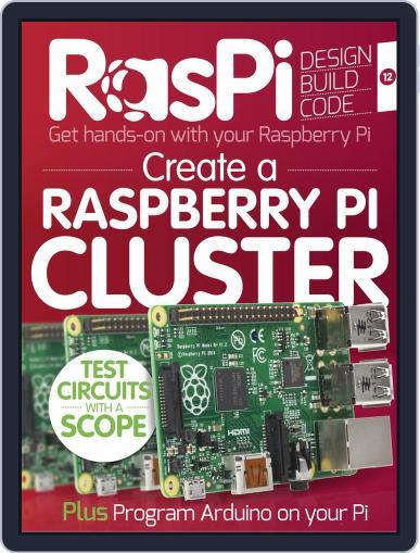 Raspi Magazine (Digital) May 31st, 2015 Issue Cover