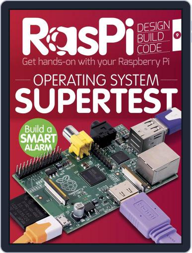 Raspi Magazine (Digital) February 28th, 2015 Issue Cover