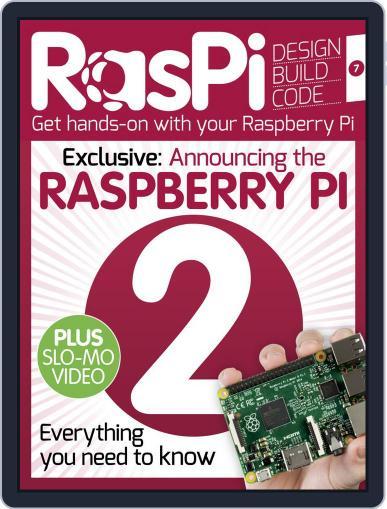 Raspi January 31st, 2015 Digital Back Issue Cover