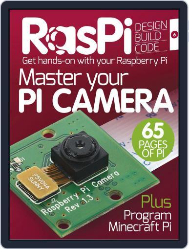 Raspi Magazine (Digital) December 31st, 2014 Issue Cover