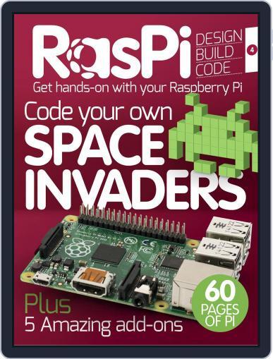 Raspi December 3rd, 2014 Digital Back Issue Cover