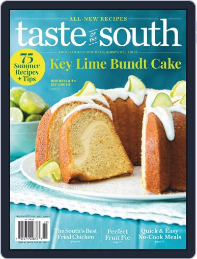 Taste of the South (Digital) July 1st, 2020 Issue Cover