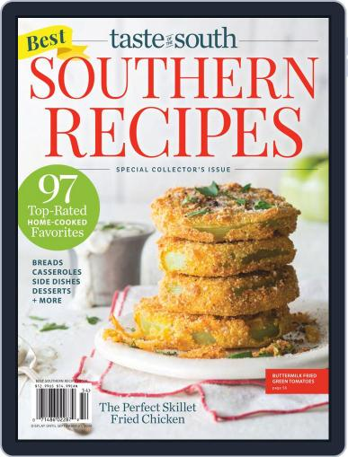 Taste of the South June 5th, 2020 Digital Back Issue Cover