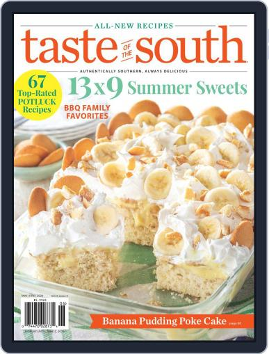 Taste of the South (Digital) May 1st, 2020 Issue Cover