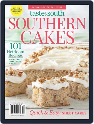 Taste of the South (Digital) April 1st, 2020 Issue Cover