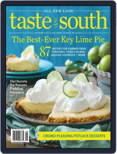 Taste of the South (Digital) July 1st, 2019 Issue Cover