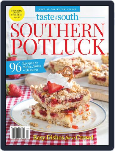 Taste of the South (Digital) June 25th, 2019 Issue Cover