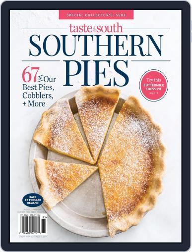 Taste of the South September 17th, 2018 Digital Back Issue Cover