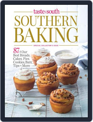Taste of the South (Digital) March 9th, 2018 Issue Cover
