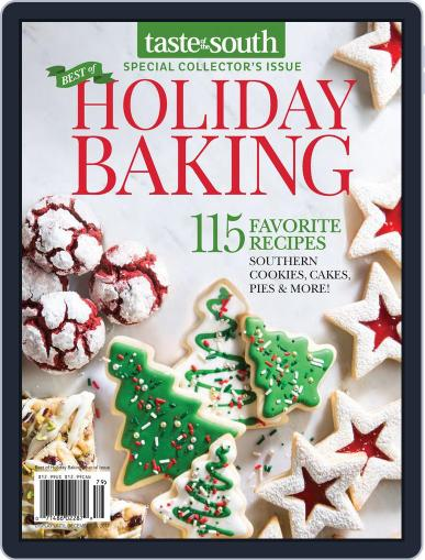 Taste of the South (Digital) December 26th, 2017 Issue Cover