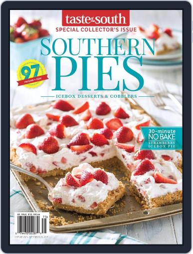 Taste of the South (Digital) September 25th, 2017 Issue Cover