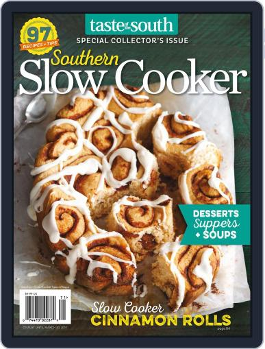 Taste of the South March 20th, 2017 Digital Back Issue Cover